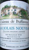 Chateau de Buffavent