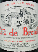 Cote du Brouilly