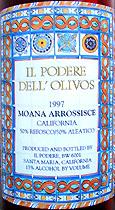 Il Podere dell'Olivos