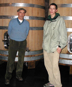 Josko and Miha Gravner