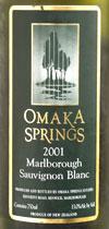 Omaka Springs