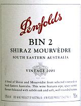 Penfolds Bin 2