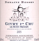 Domaine Besson
