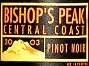 Bishop's Peak