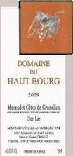 Domaine de Haut Bourg