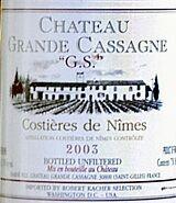Chateau Grande Cassagne