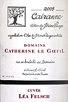 Catherine le Goeuil