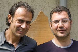 Mario and Luciano Ercolino