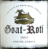 Goat-Roti