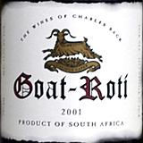 Goat Roti