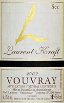 Laurent Kraft Vouvray
