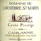 L'Oratoire St. Martin