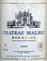Chateau Malbec