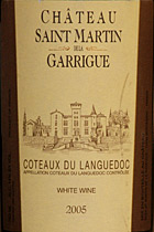 Saint Martin de la Garrigue