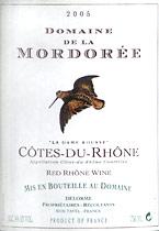 Domaine de la Mordor�e