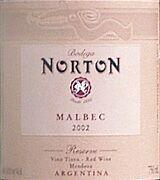 Norton Malbec