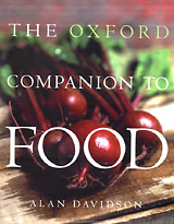Oxford Companion to Food