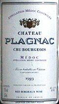 Chateau Plagnac