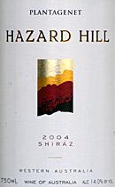 Hazard Hill