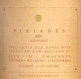 Pleiades XIII