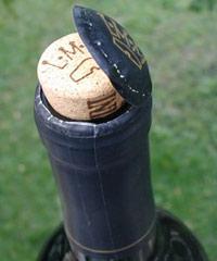 Hot cork