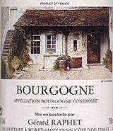 Raphet Bourgogne