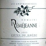 Domaine Remejeanne