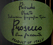 Riondo Prosecco