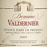 Domaine Valdernier