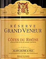 Réserve Grand Veneur