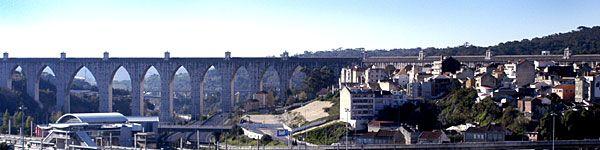 Lisbon viaduct